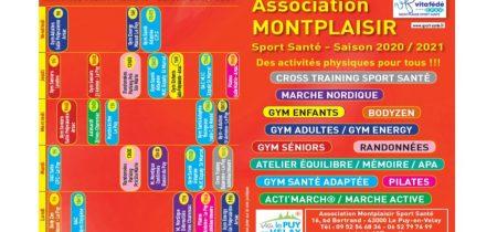 Montplaisir Sport Santé