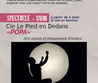 Spectacle: « Popa »