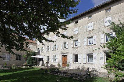 Chambre d'hôtes – Le Clos Saint-François