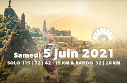 Le Grand Trail Saint Jacques