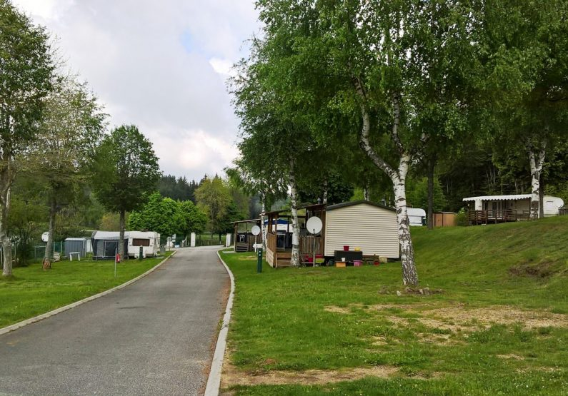 Camping Les Leyches