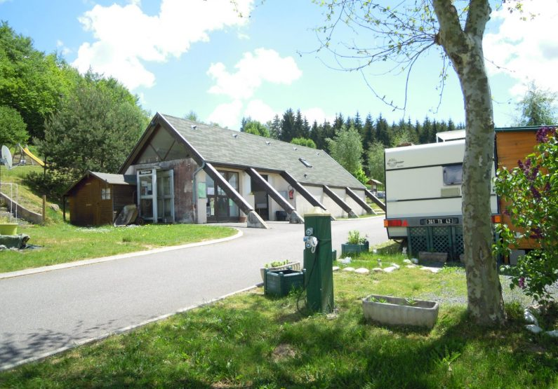 Camping municipal Les Leyches – Merle-Leignec