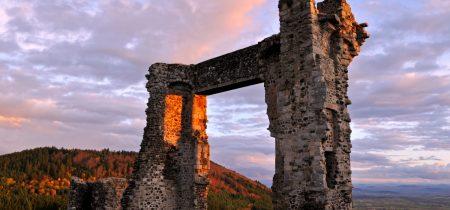 La Potence – Vestiges du Chateau d'Allegre