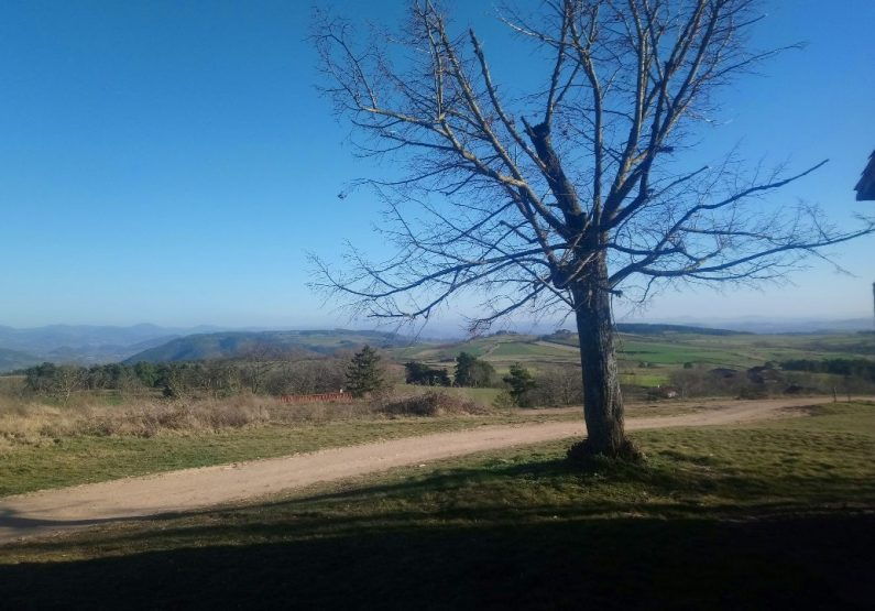 vue panorama de nord