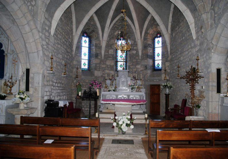 PCU_ Eglise Ste-Eugénie_ intérieur église