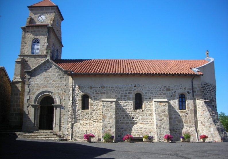 EQUI_PR 621 – Les Sources de la Borne_église