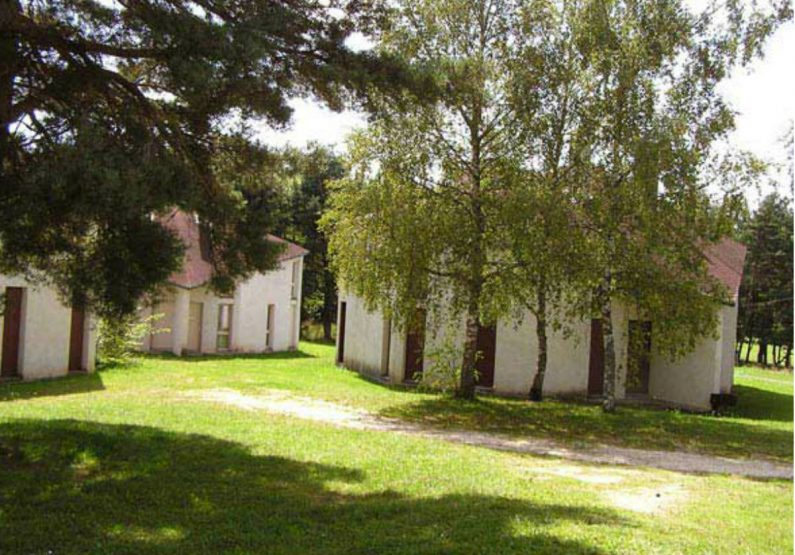 HEB_Logement C4 – Les Gîtes de Bois de Chelles_village