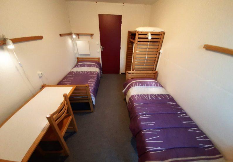 HEB_Logement C4 – Les Gîtes de Bois de Chelles_espace dortoir