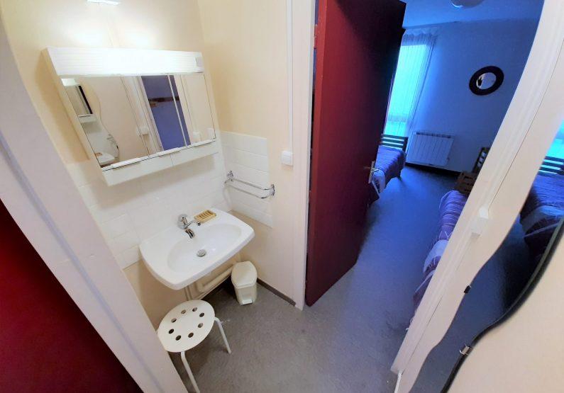 HEB_Logement C4 – Les Gîtes de Bois de Chelles_salle de bain