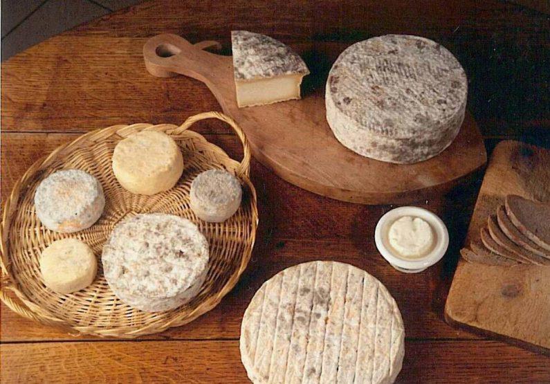 PDT_Pacages Caseï_plateau de fromages