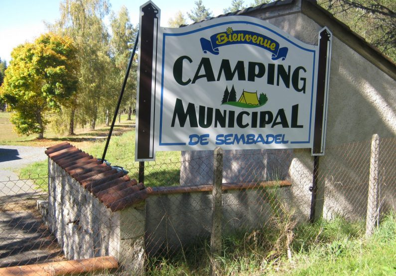 HEB_Camping Les Casses_affichage
