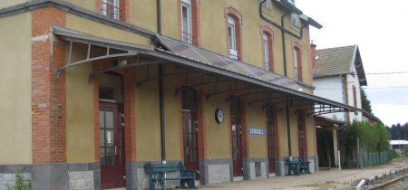 Gare de Sembadel