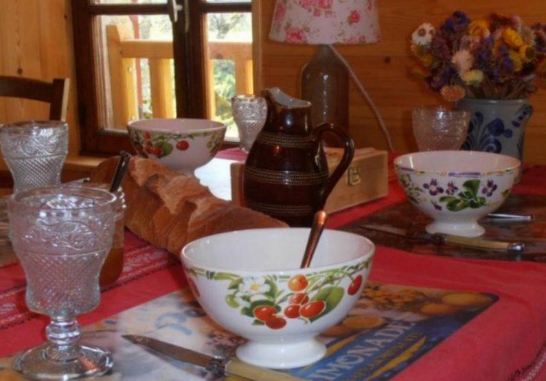 HEB_Gîte Le Moulin du Vialard_petit déjeuner