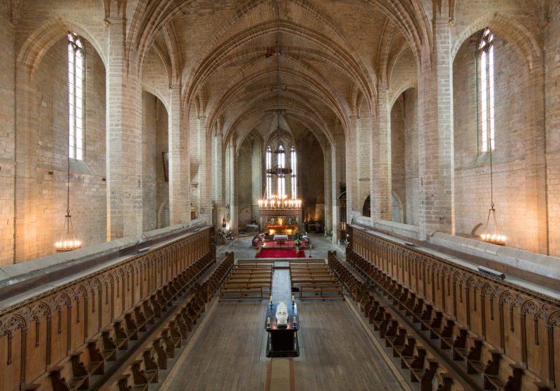 PCU_Abbaye de La Chaise-Dieu_Abbatiale St-Robert_choeur