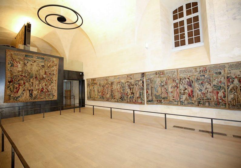 PCU_Abbaye de La Chaise-Dieu_espace des tapisseries_Chapelle mauriste