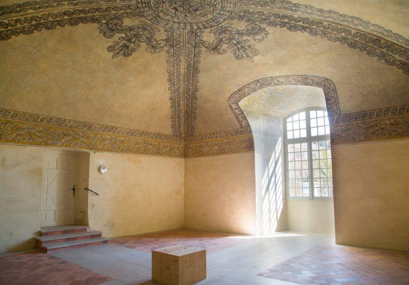 PCU_Abbaye de La Chaise-Dieu_salle de l'Echo
