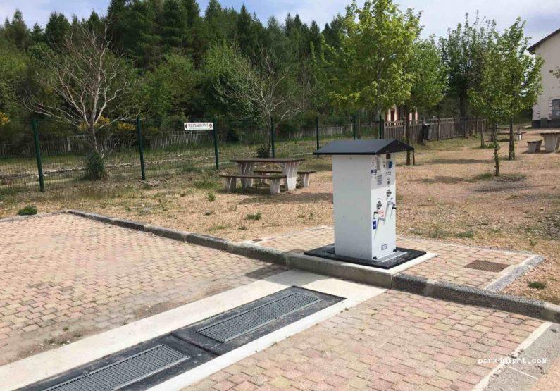 HOT_Aire de Service Pour Camping-Car_aire de service et eau