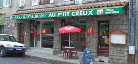Brasserie «Au p'tit creux»