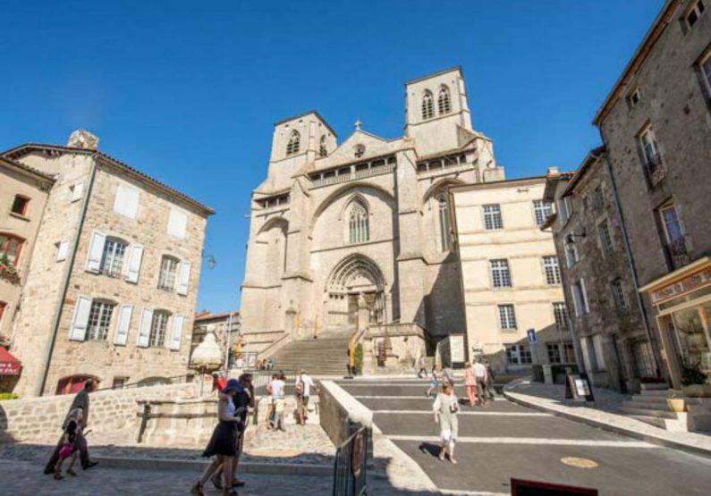 PCU_Eglise Abbatiale Saint-Robert_Abbaye de La Chaise_Dieu