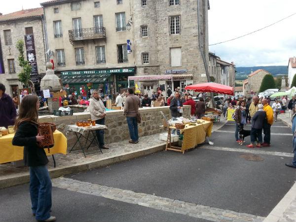 EVE_Marché de La Chaise-Dieu