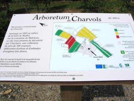 EQUI_PR 103 – Folgoux et l'arboretum_Arboretum de Charvols