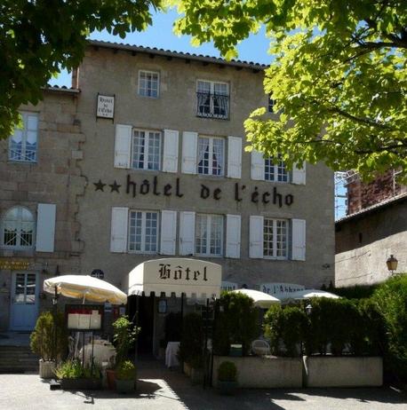RES_Restaurant «L'Echo et L'Abbaye» _devanture