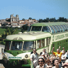 Train touristique Agrivap