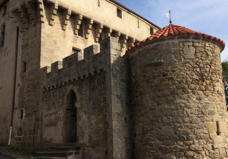 EVE_Visite du bourg médiéval _Maison Forte de la Cloze