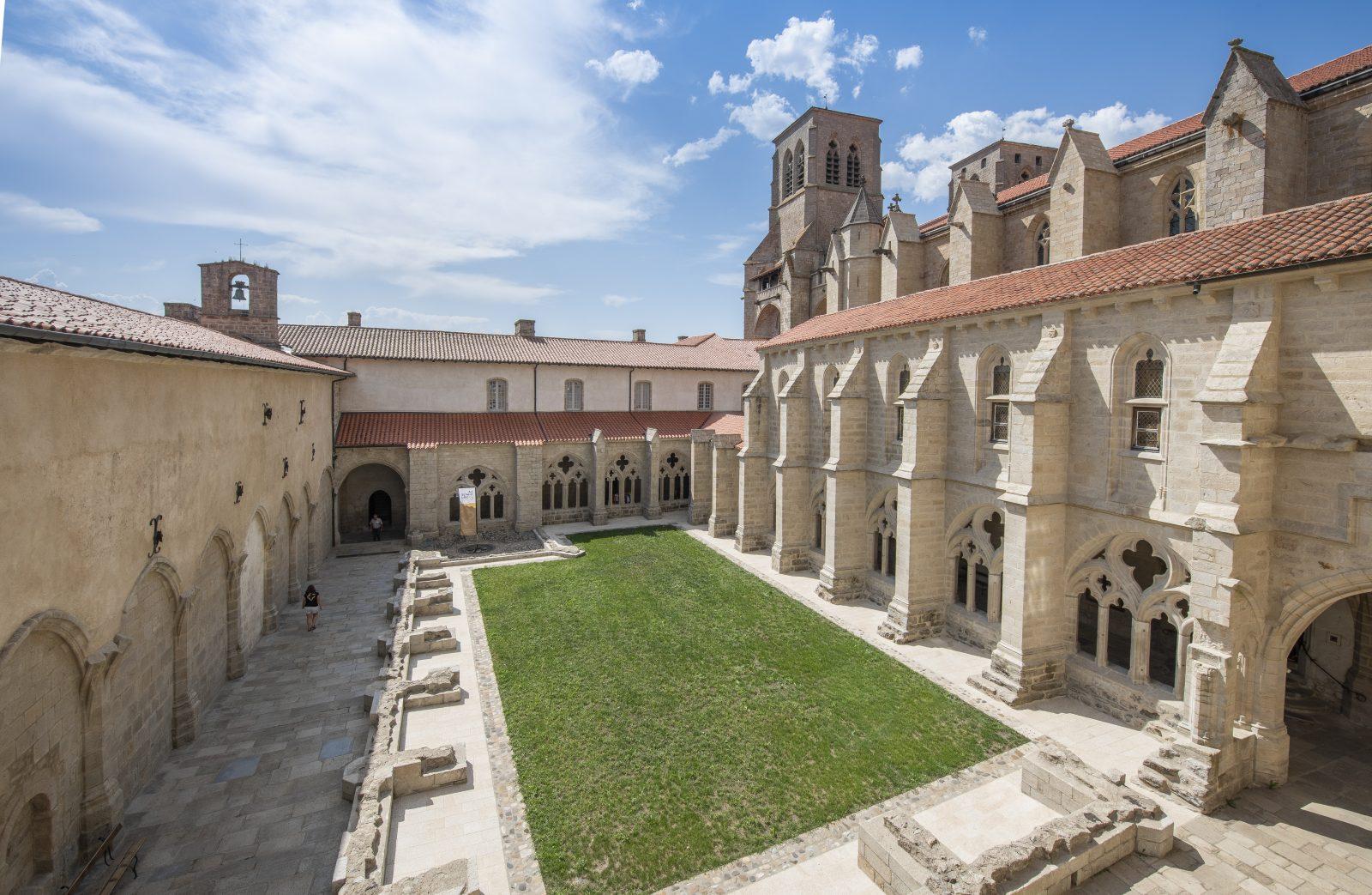 Visite «Essentielle» de l'Abbaye de La Chaise-Dieu